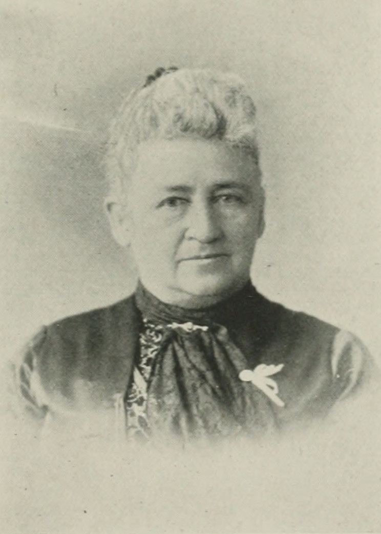 MARY EVALIN WARREN A woman of the century (page 759 crop).jpg