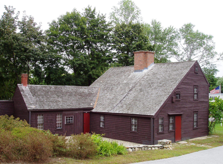 File Macy Colby House Rear Amesbury Massachusetts Jpg