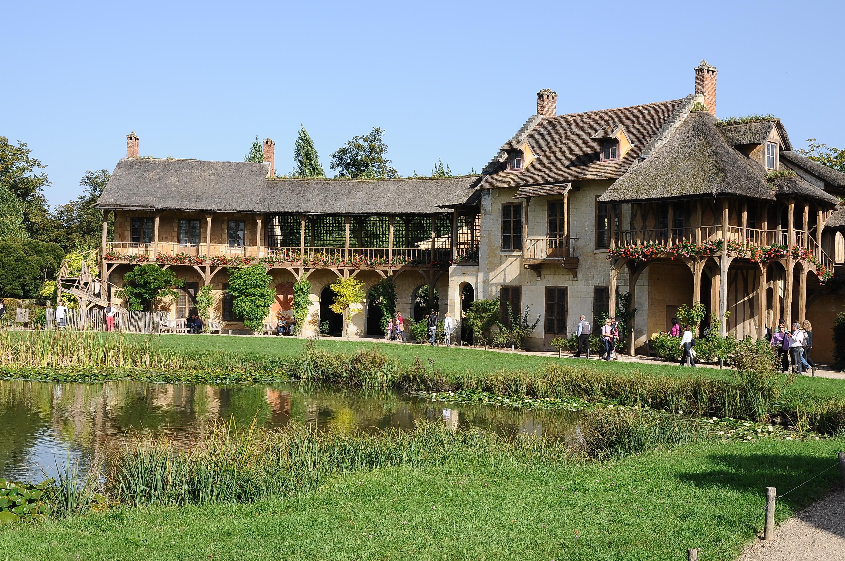 File Maison De La Reine Au Hameau Versailles 009 Jpg