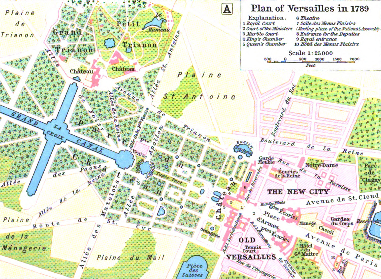 file map of versailles in 1789 by william r shepherd died 1934 jpg wikimedia commons. Black Bedroom Furniture Sets. Home Design Ideas