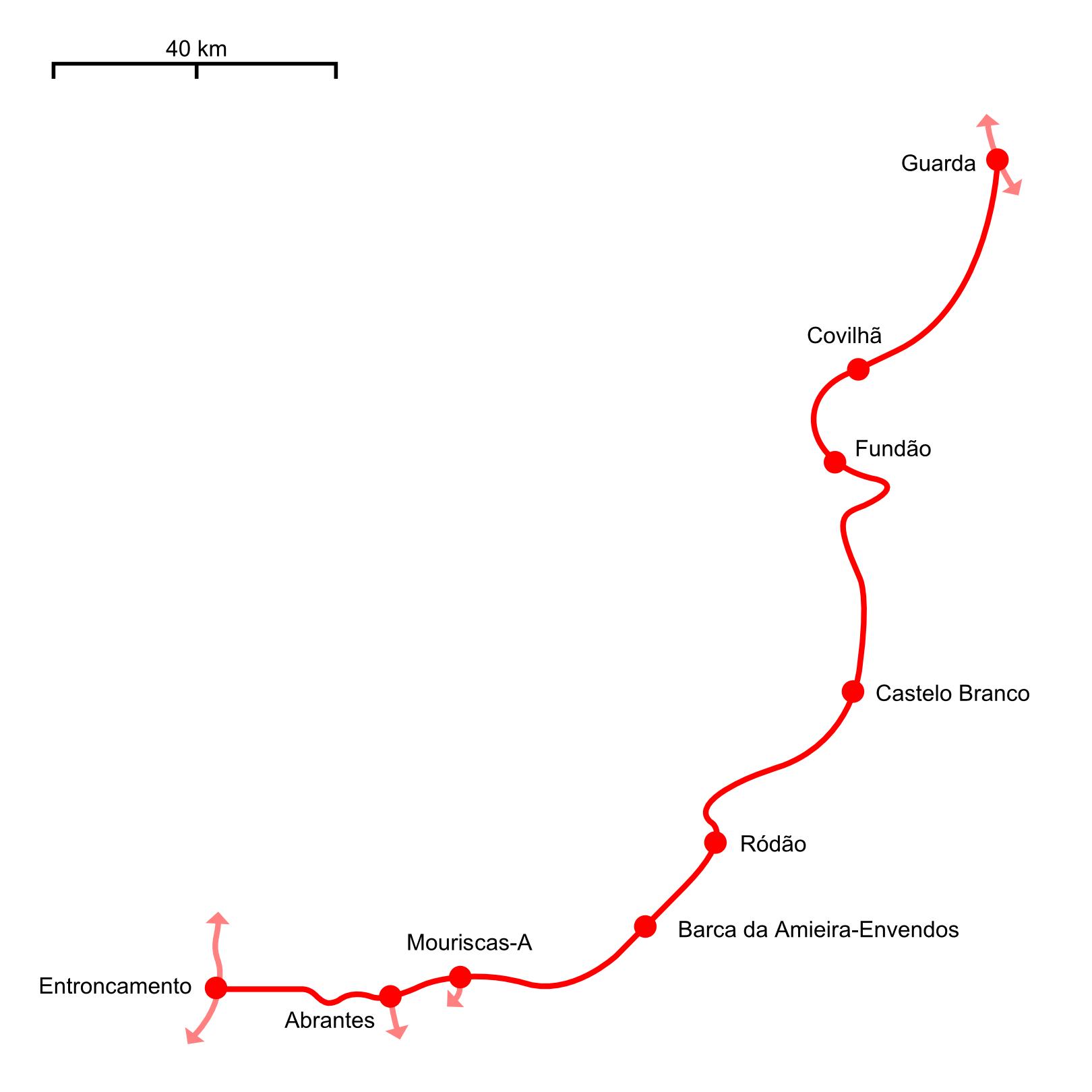 beira baixa mapa File:Mapa da Linha da Beira Baixa.png   Wikimedia Commons beira baixa mapa