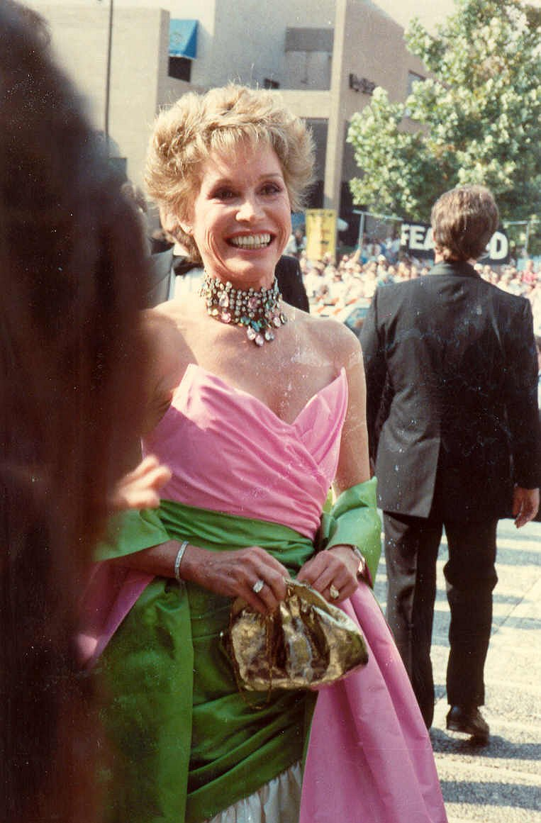 Moore at the Academy Awards in