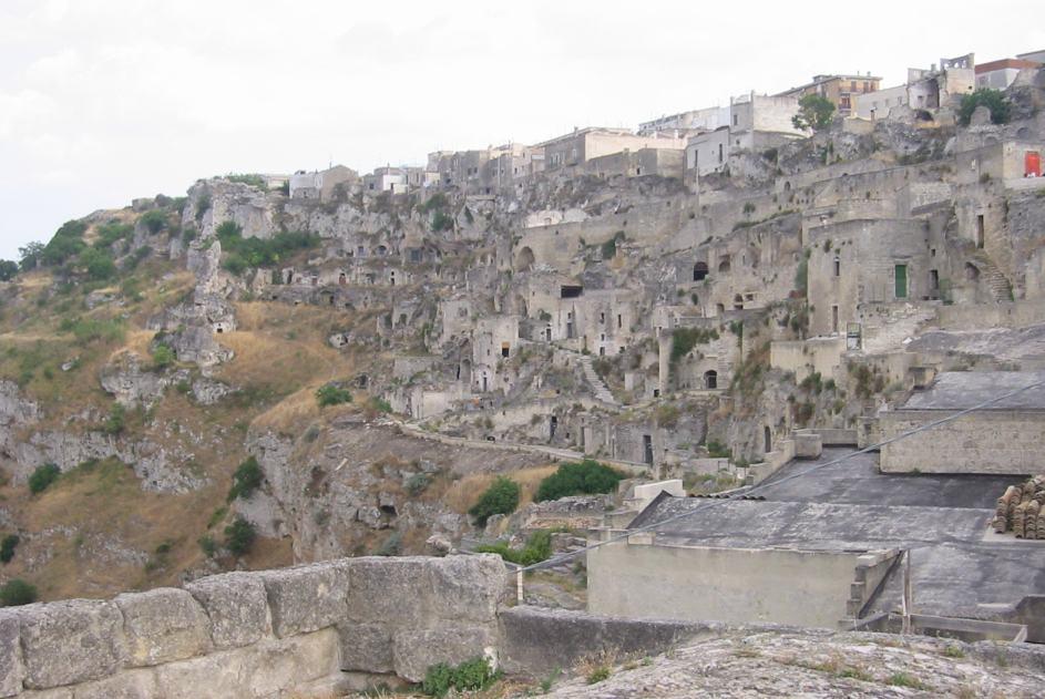 Matera Travel Guide At Wikivoyage