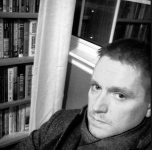 Matt Robinson (poet) Canadian poet
