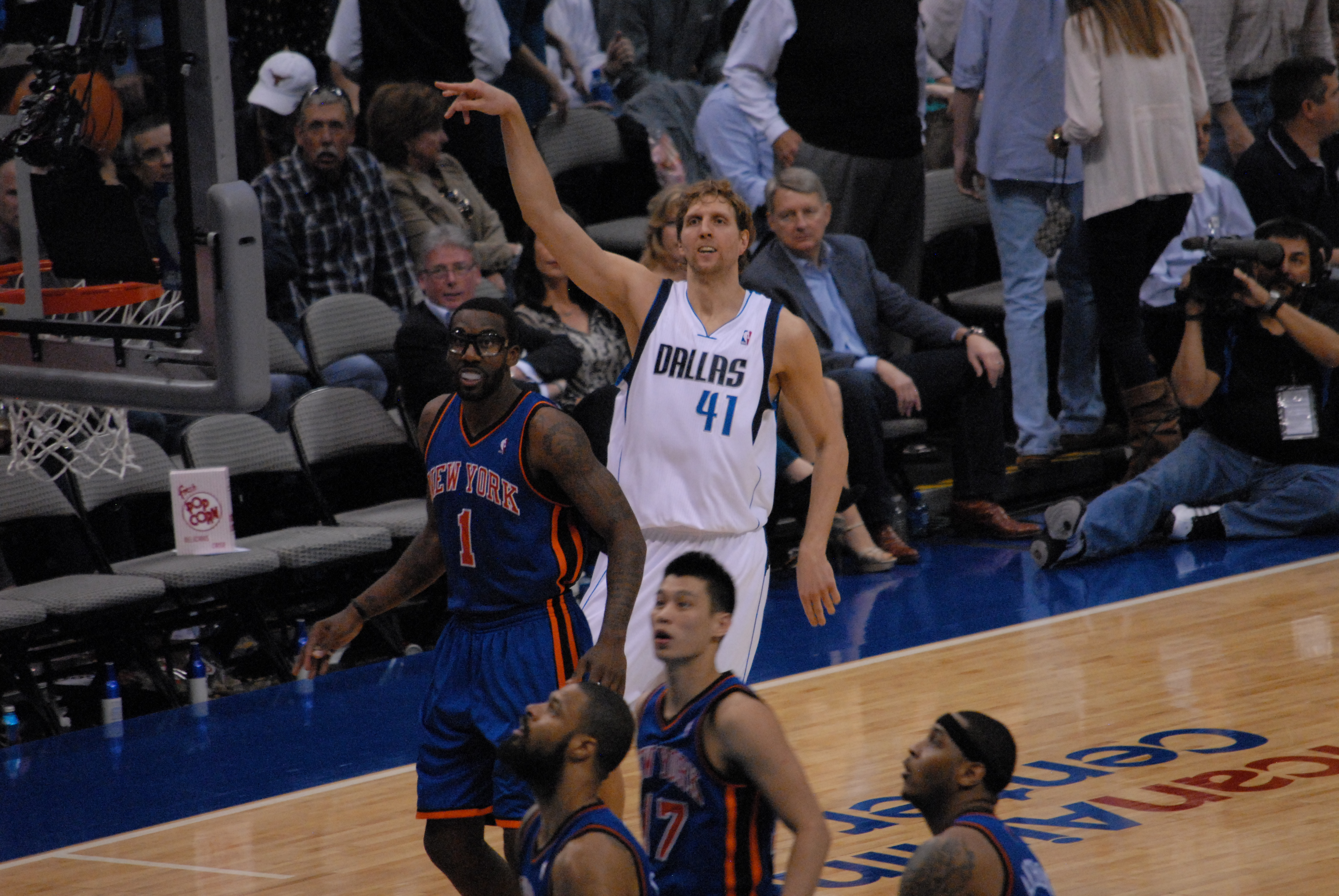 2011–12 Dallas Mavericks season