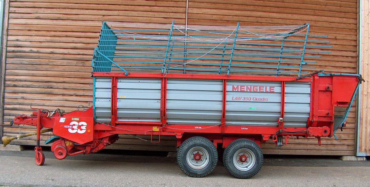 Berühmt Mengele Agrartechnik – Wikipedia @NL_02