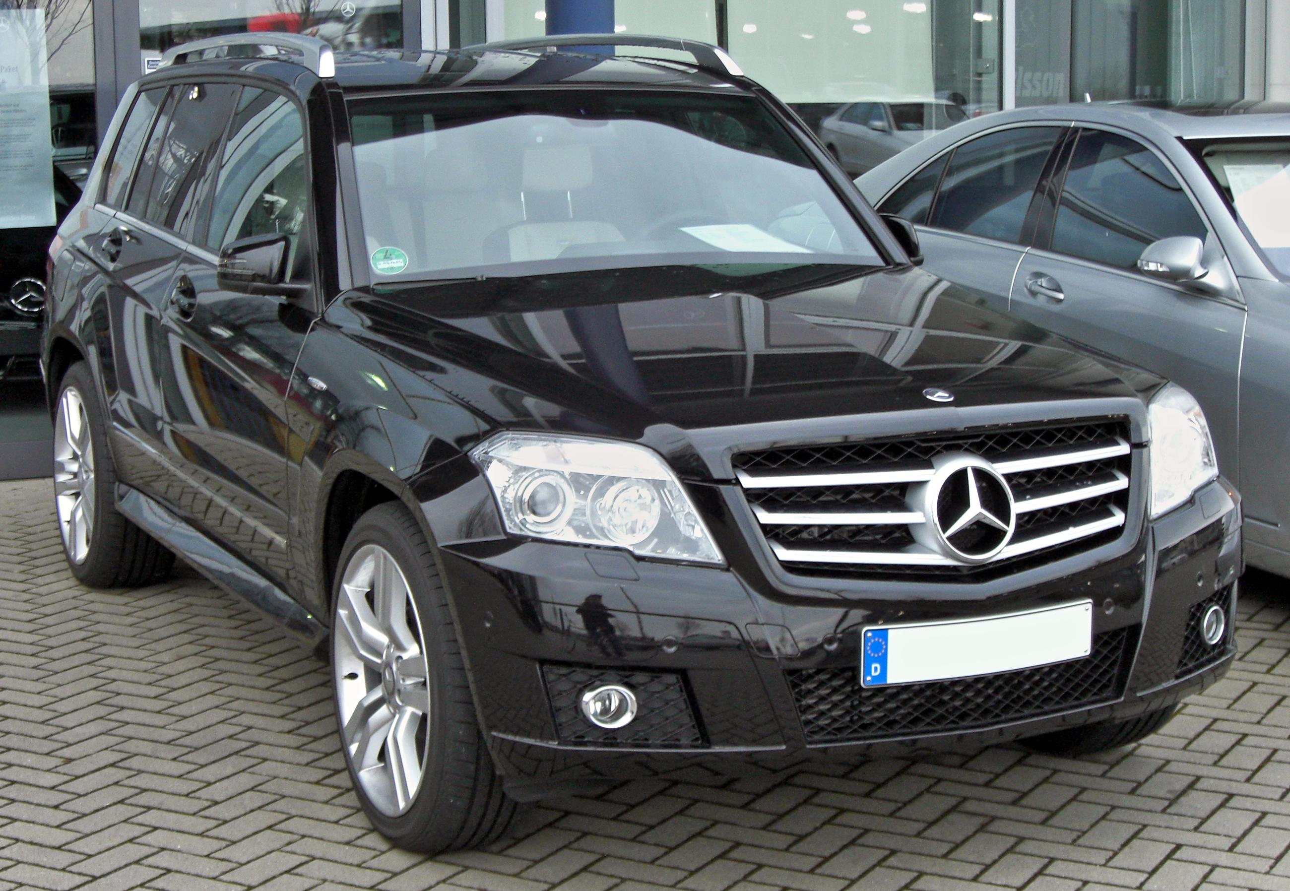File Mercedes Glk 350 4 Matic 2009221 Front Jpg Wikimedia Commons