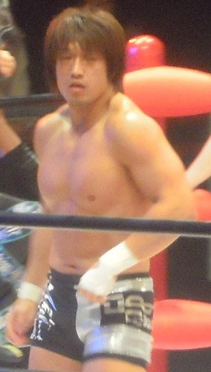 Depiction of Minoru Tanaka
