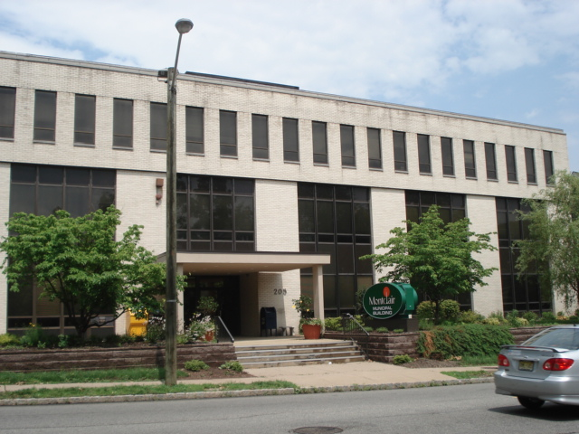 Montclair Municipal Building, Montclair NJ (2006)