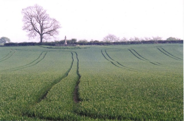 Naseby 1645 - the view of a King's pikeman leading the first attack on the Roundhead centre - geograph.org.uk - 948250