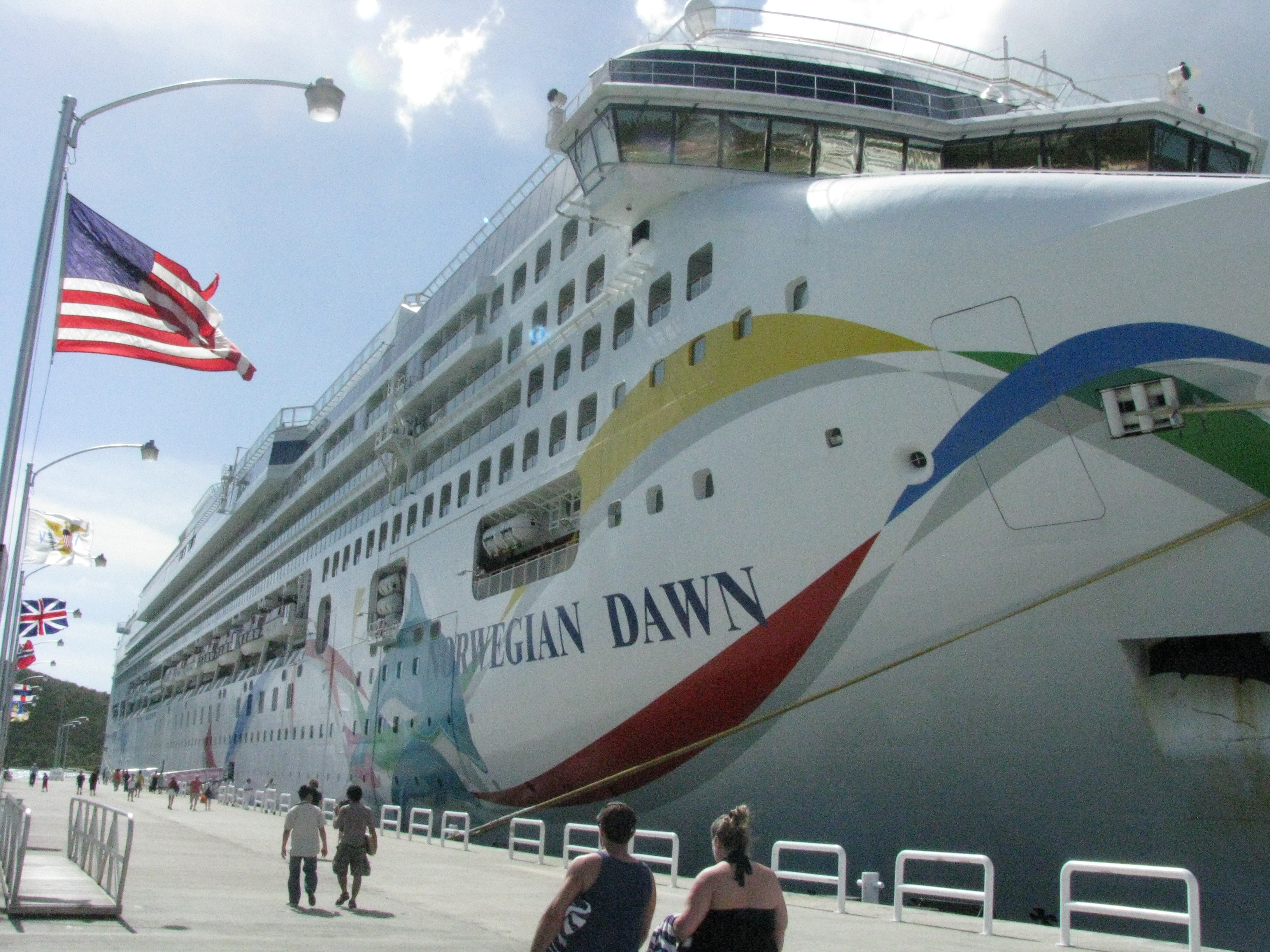 20 Norwegian Cruise Line Ships And Vue