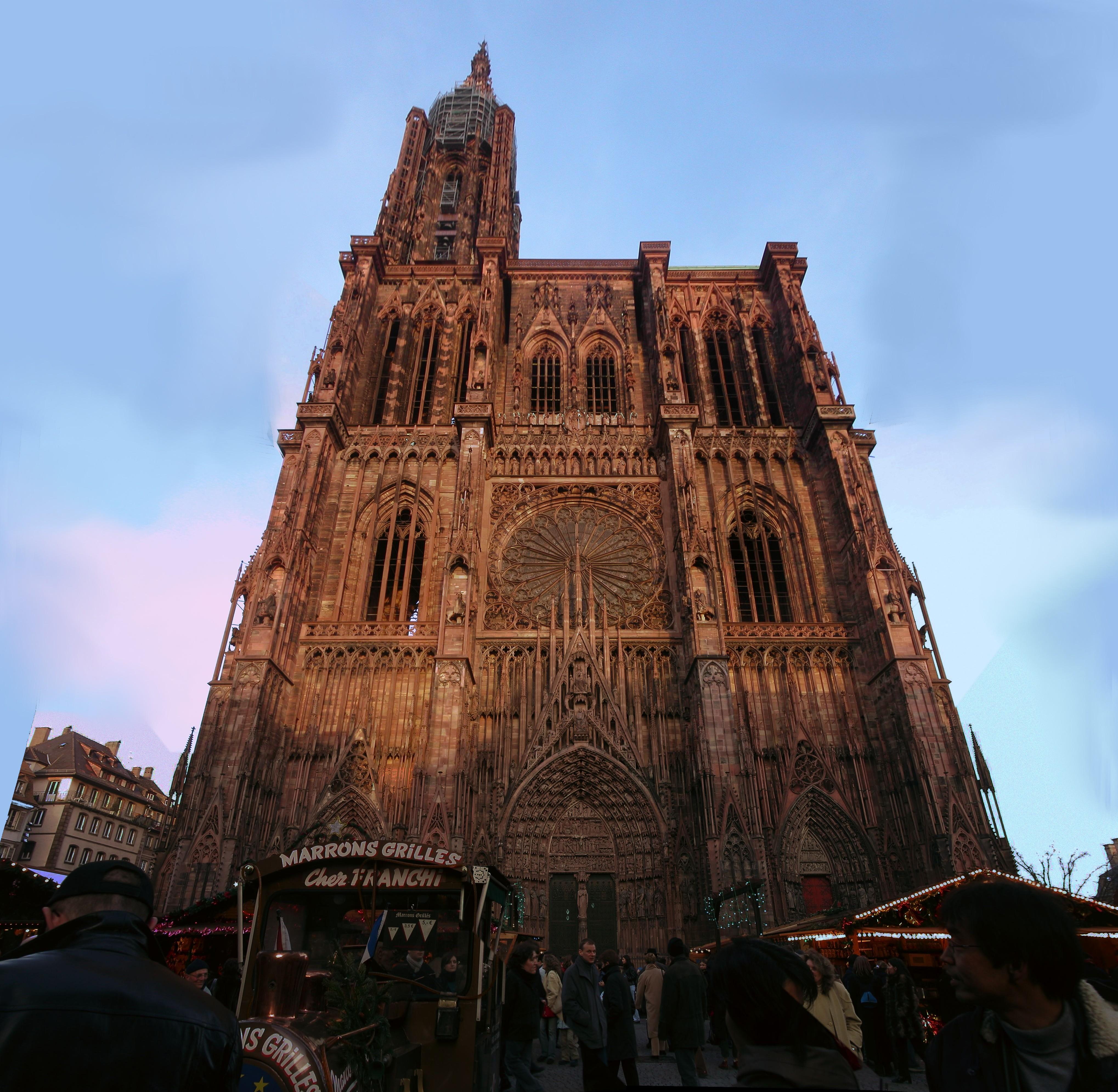 Depiction of Historia de Estrasburgo