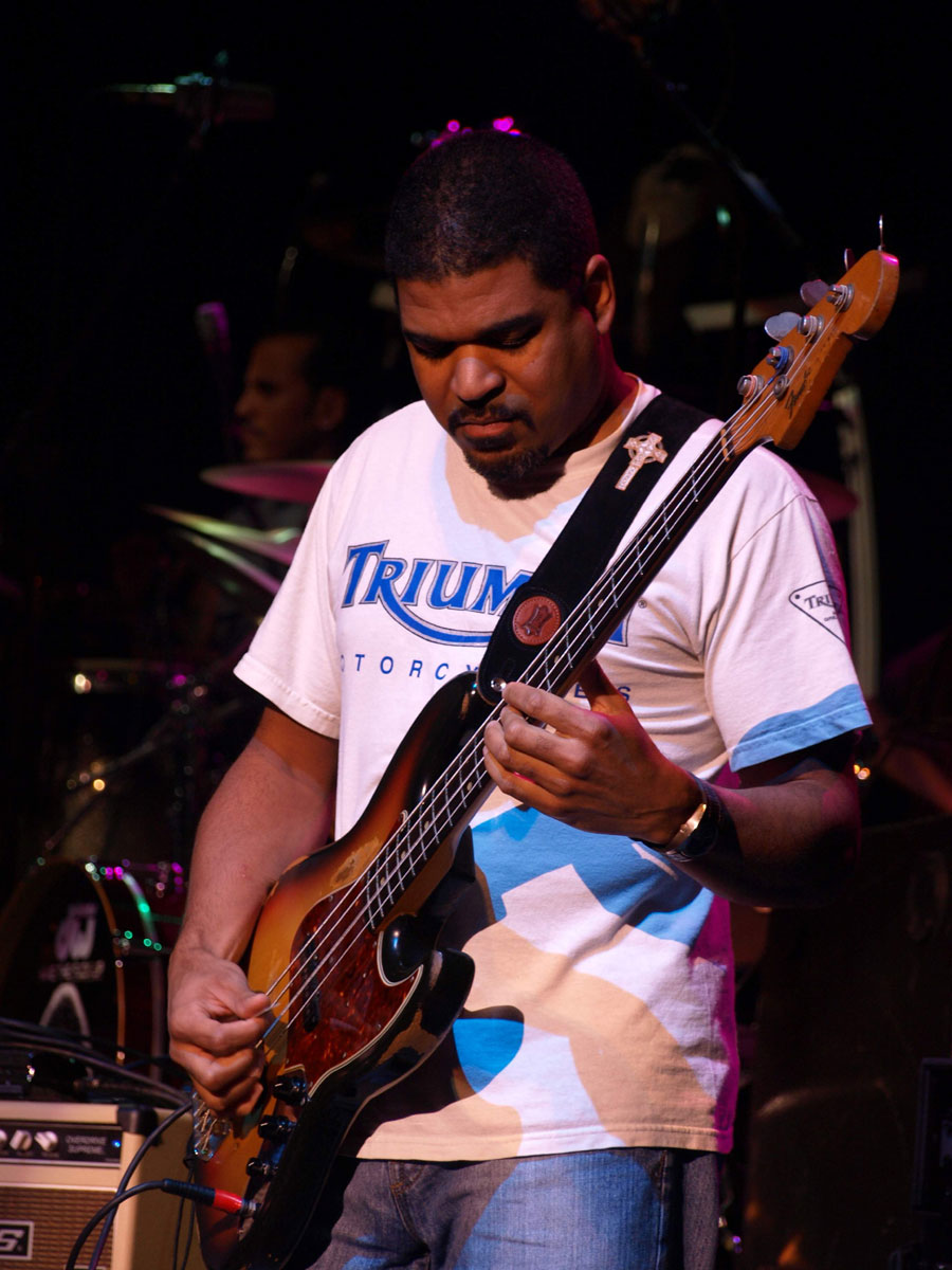 Oteil Burbridge Net Worth
