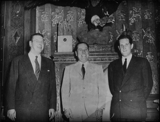 قائد الكوماندوس النازي Otto Skorzeny  Otto_Skorzeny_y_Peron
