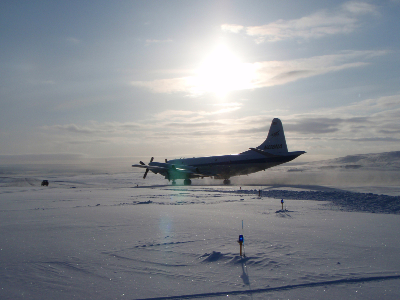 File:P-3 Orion NASA ICE Bridge Airplane.jpg
