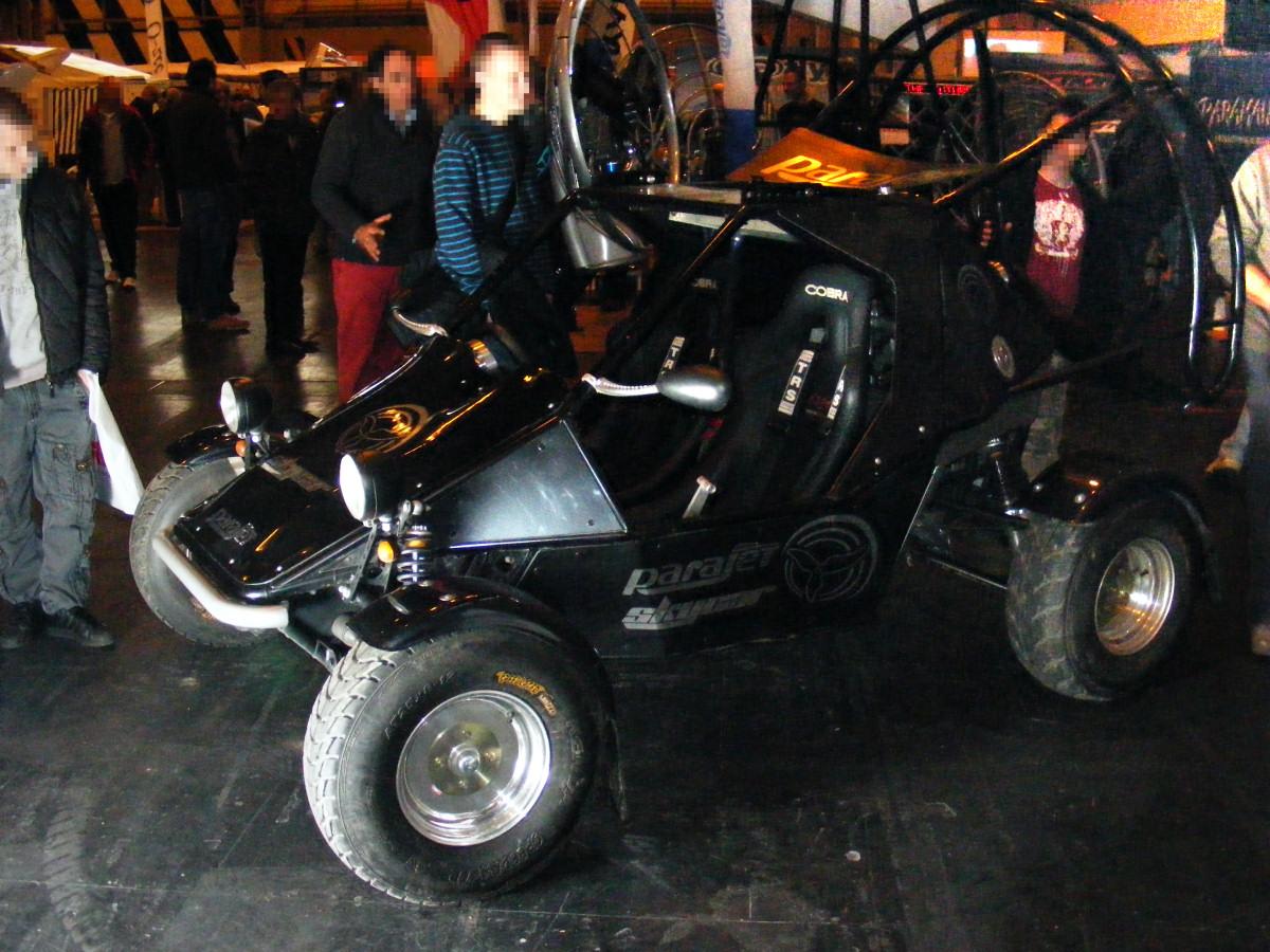 Car That Runs On Air >> Parajet Skycar - Wikipedia
