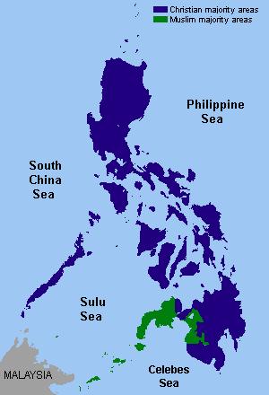 islam in the philippines