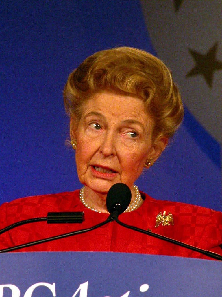 from Carter phyllis schlafly gay