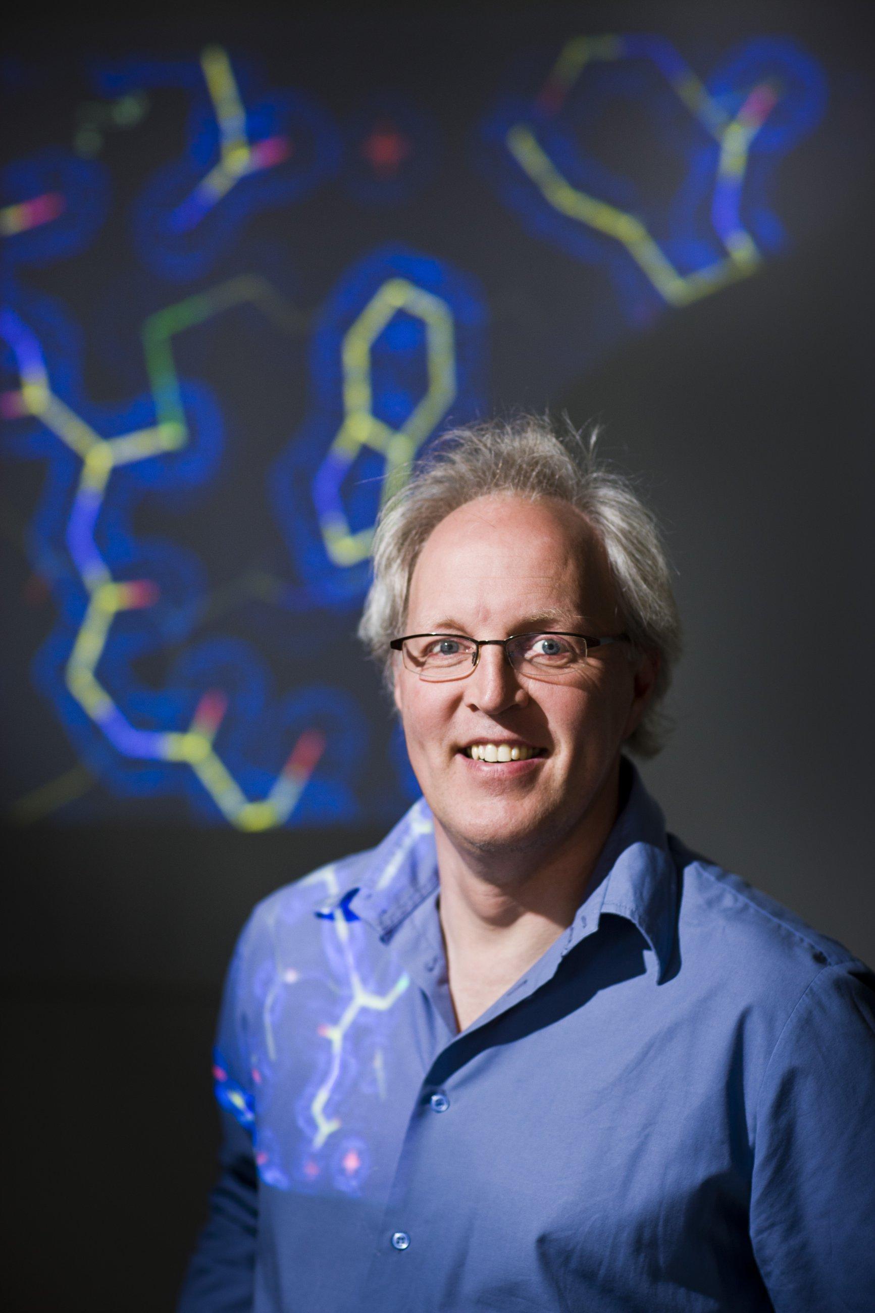 Piet Gros Dutch chemist