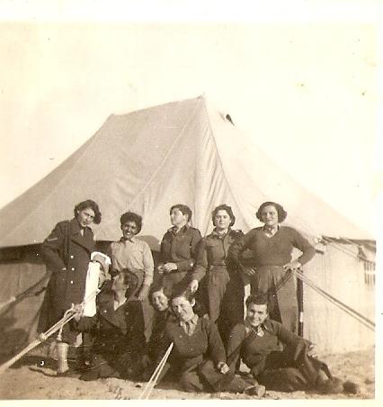 חיל העזר לנשים במלחמת העולם השנייה