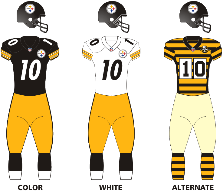 40fe8209185 Pittsburgh Steelers - Wikipedia, la enciclopedia libre