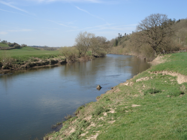 River Severn North of Hampton Loade - geograph.org.uk - 465553