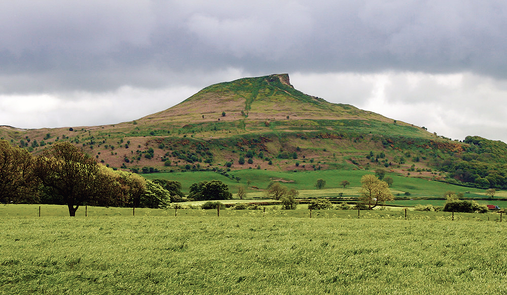 Image result for roseberry topping