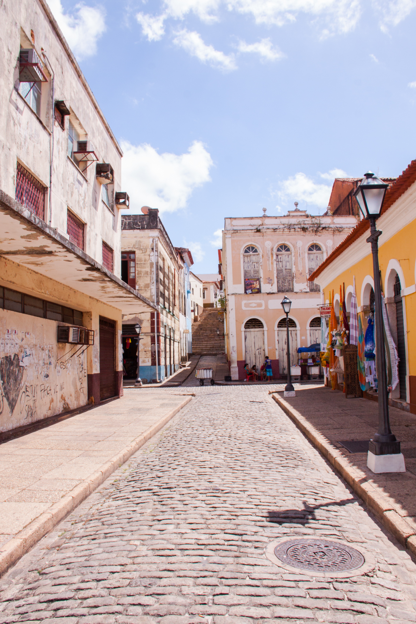 São Luis, uma das cidades históricas do Brasil
