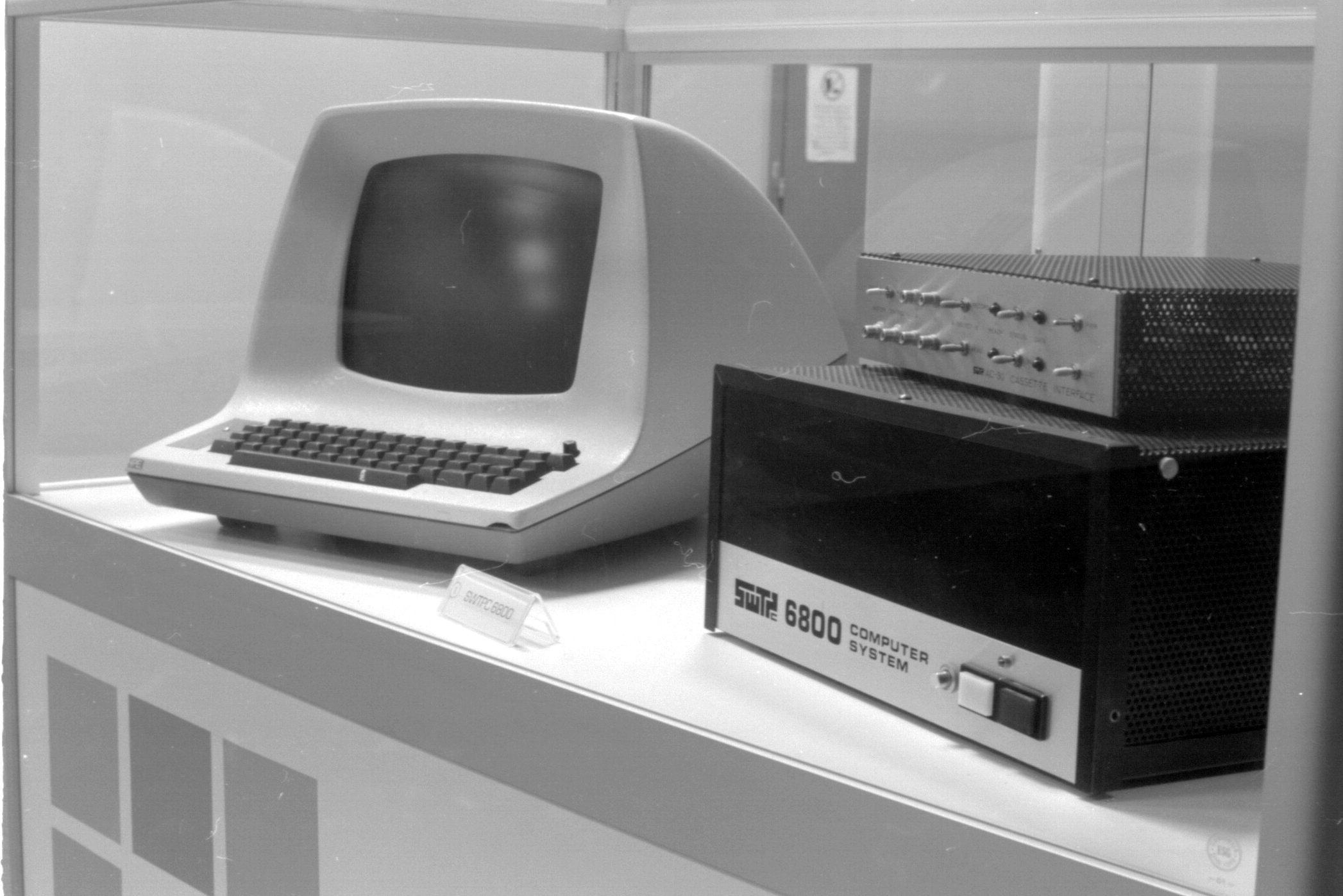 První počítačové obchody v historii mikropočítačů
