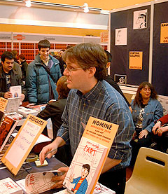Scott McCloud, whose work Understanding Comics...