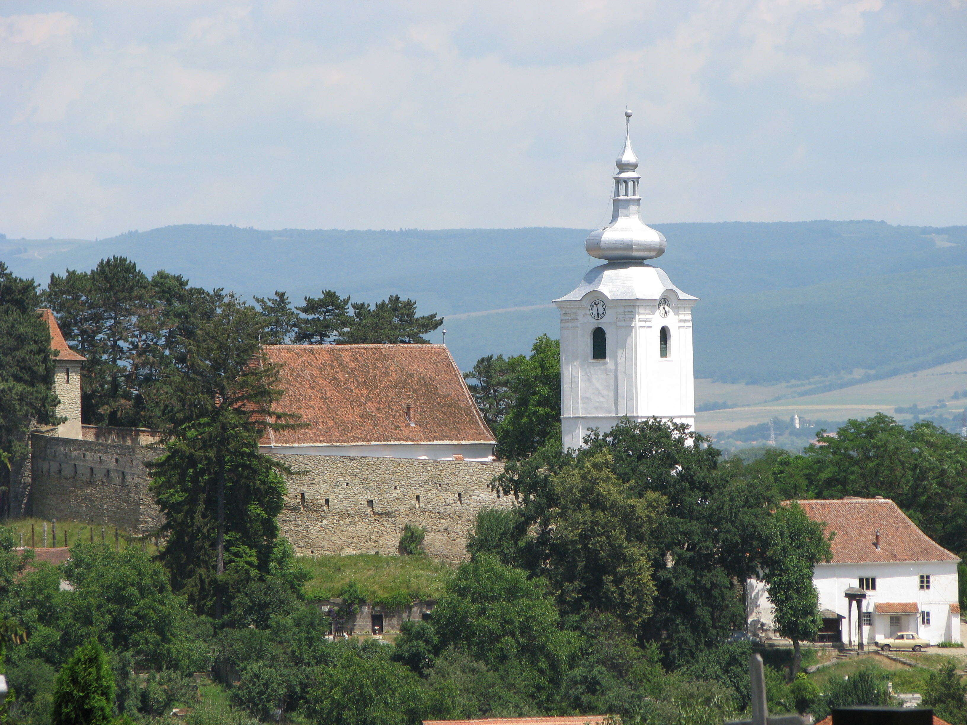 GB/ROM: Church shows solidarity with Transylvanian General Assembly