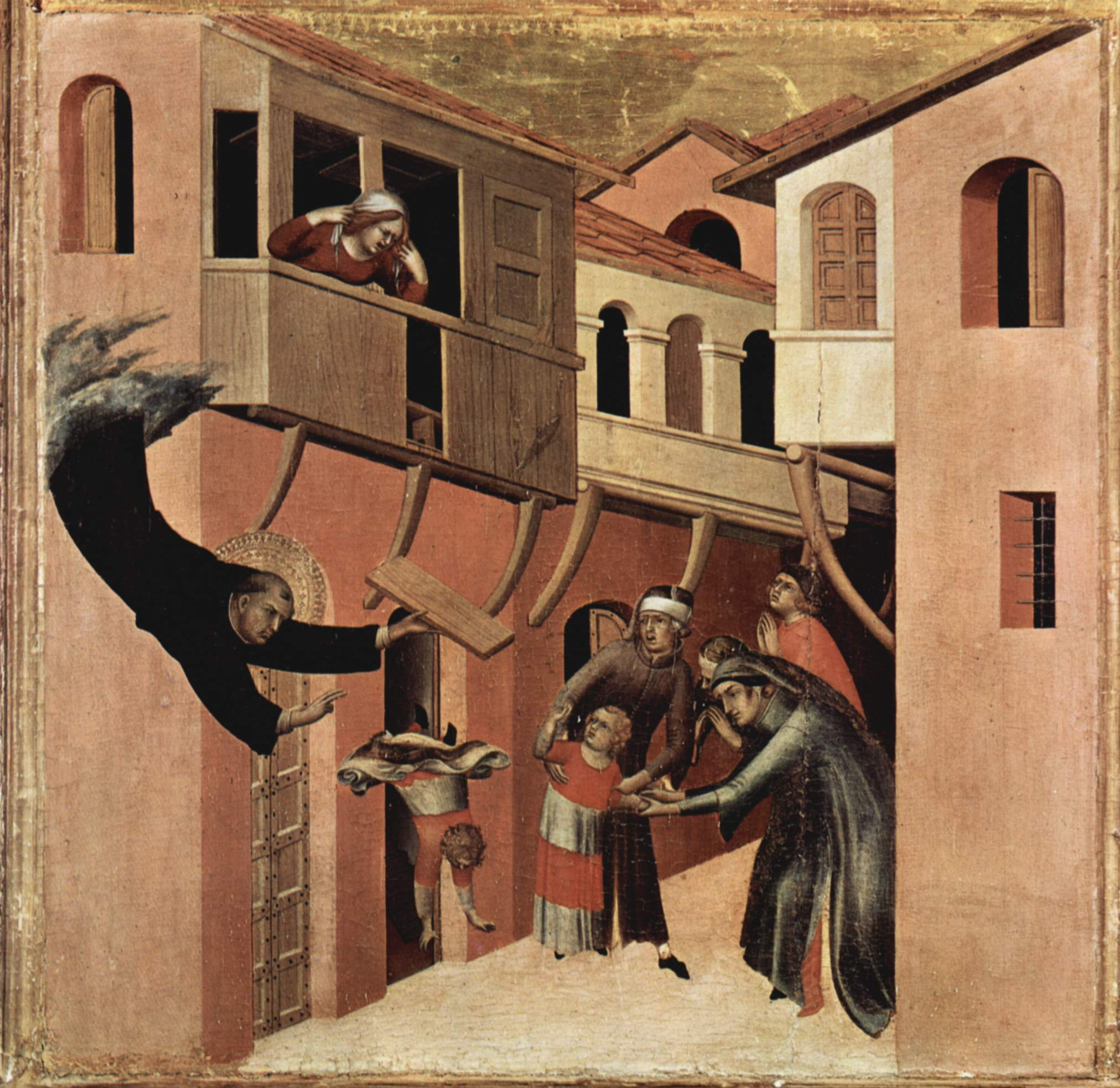 File simone martini wikimedia commons for Escultura mural