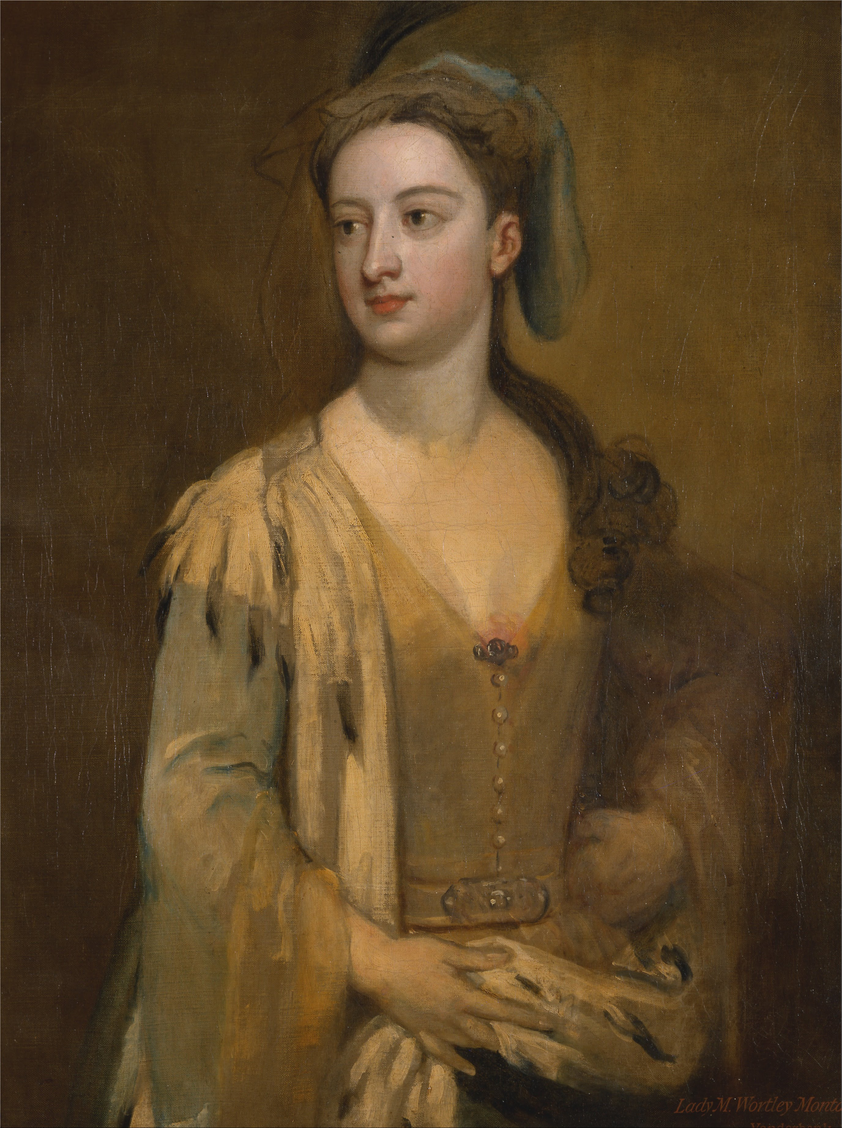 lady mary wortley montagu Best known as a letter writer, lady mary wortley montagu wrote verses all her life and frequently referred to herself as a.