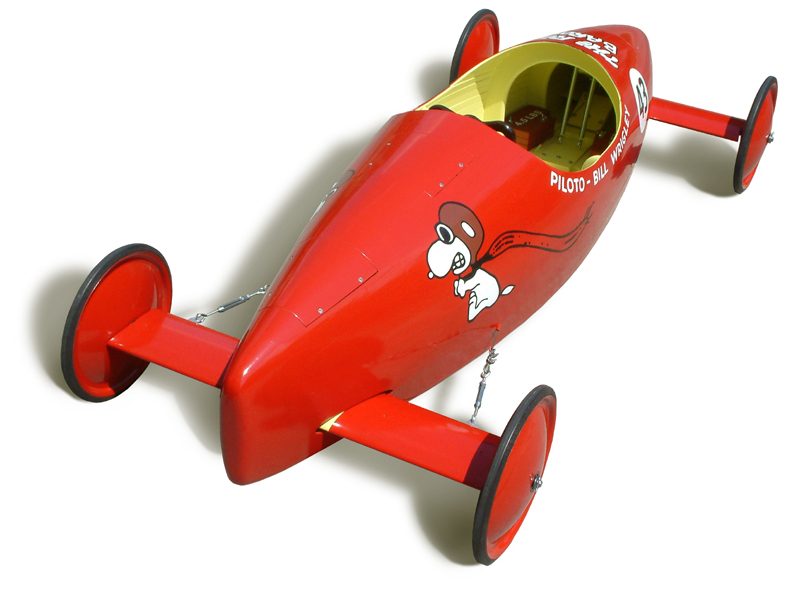 Guide Homemade soap box derby - 212.8KB