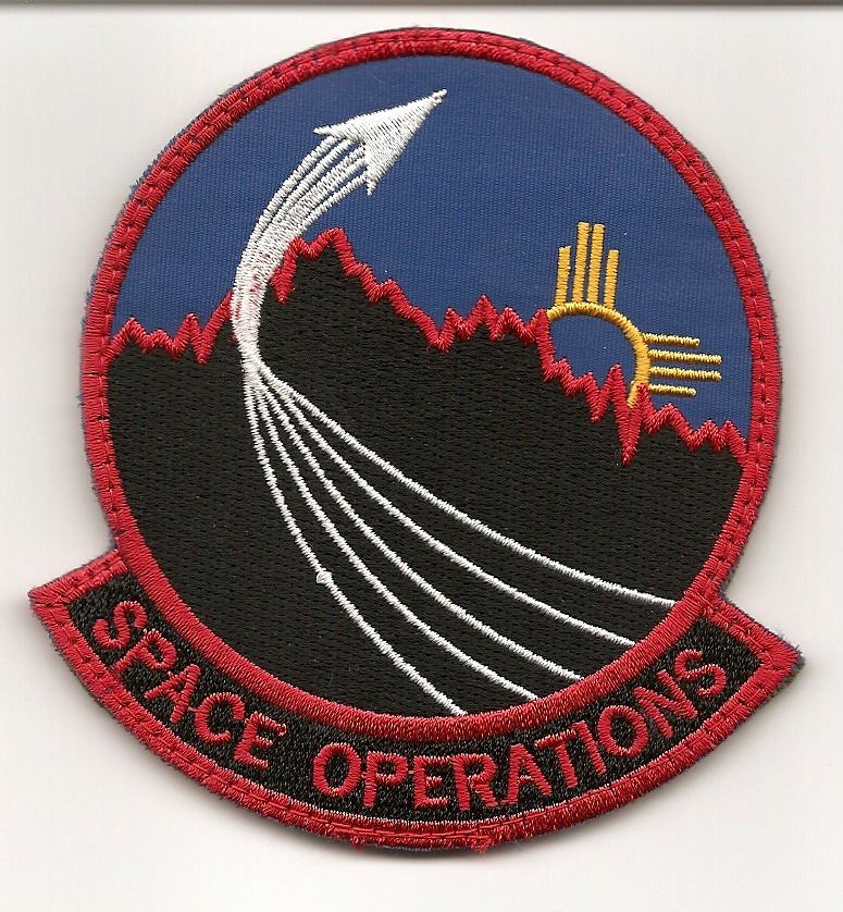 Air Force Space Command Operations Squadron