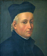 Stanislaus Czerniewicz Temporary Vicar General of the Society of Jesus