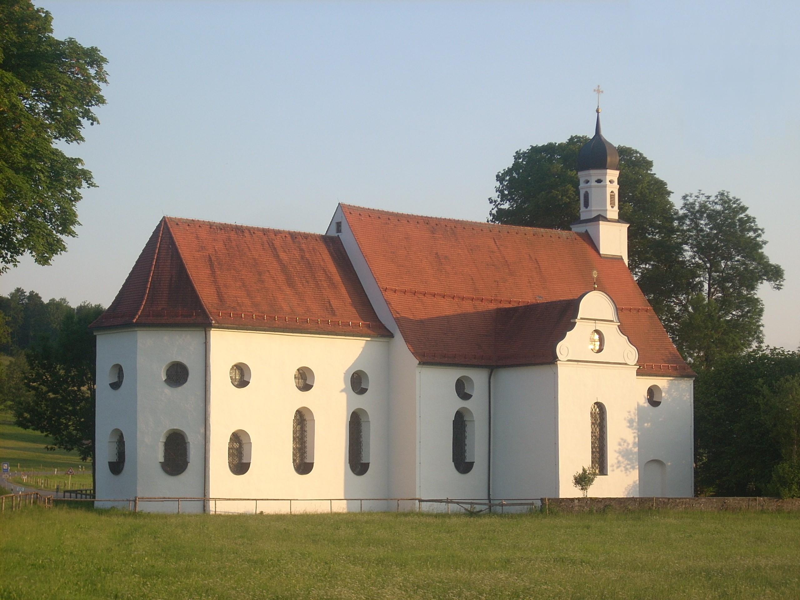 Wallfahrtskirche Mariä Heimsuchung (Ilgen)