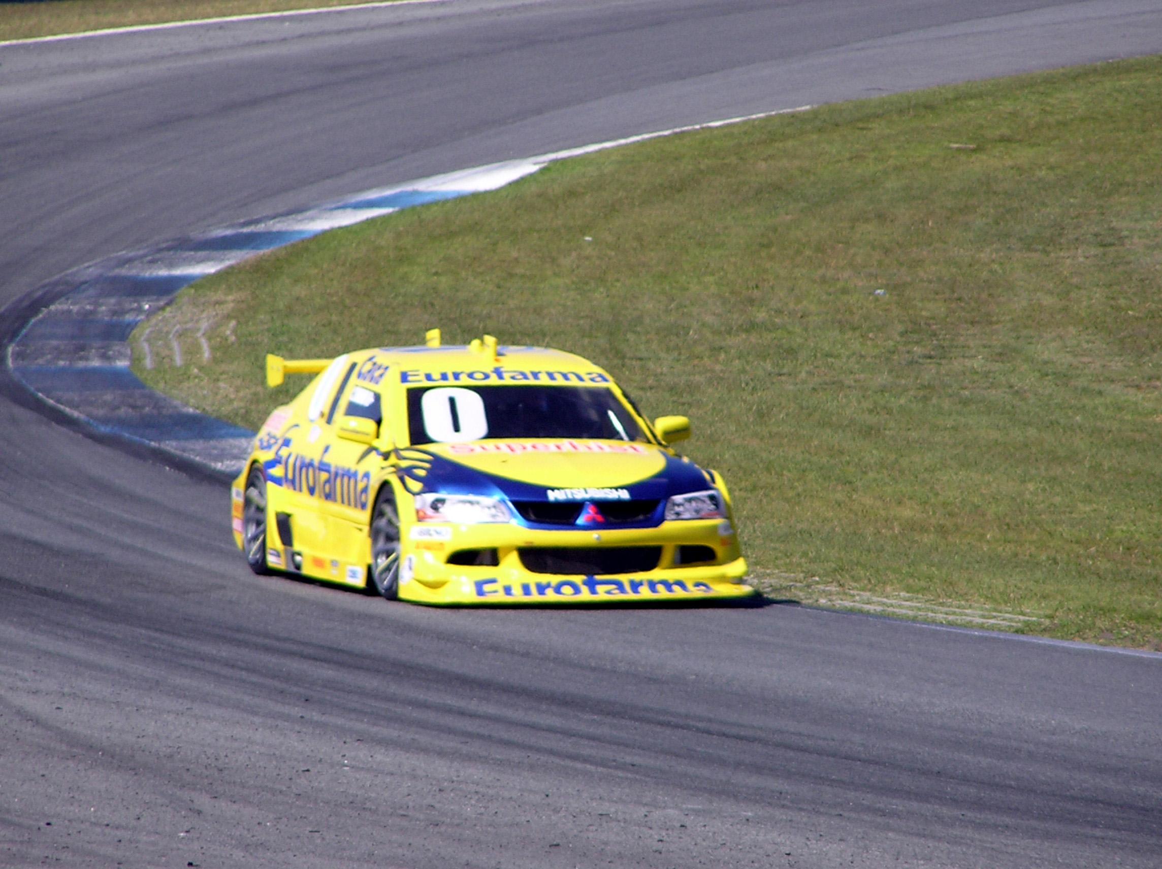 File Stock Car V8 Brasil 2006 Caca Bueno Mitsubishi Lancer