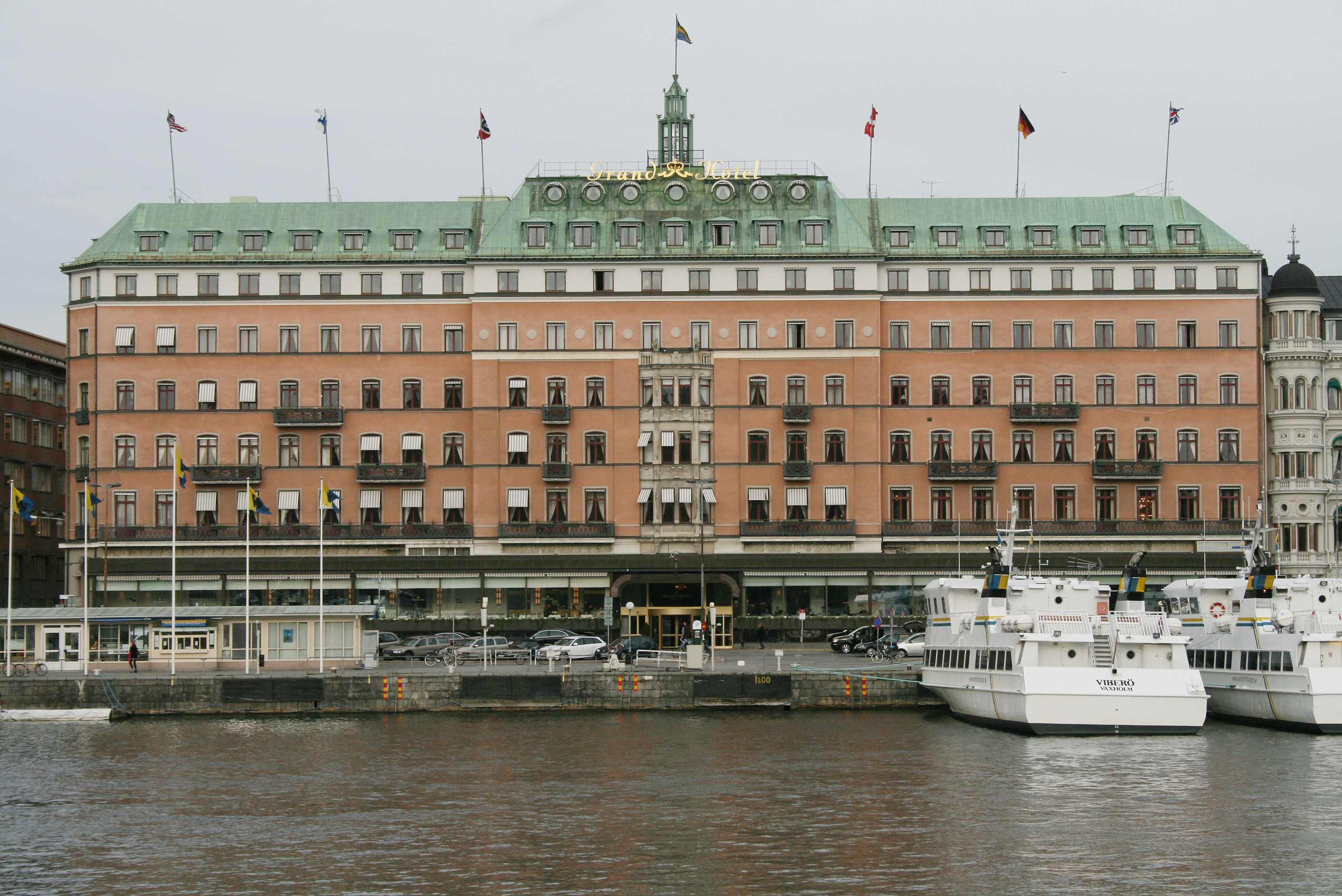 Grand Hotel Stockholm Booking