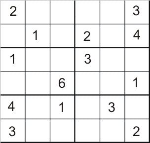 Blank Sudoku Grids Printable 4 X 4 Grids