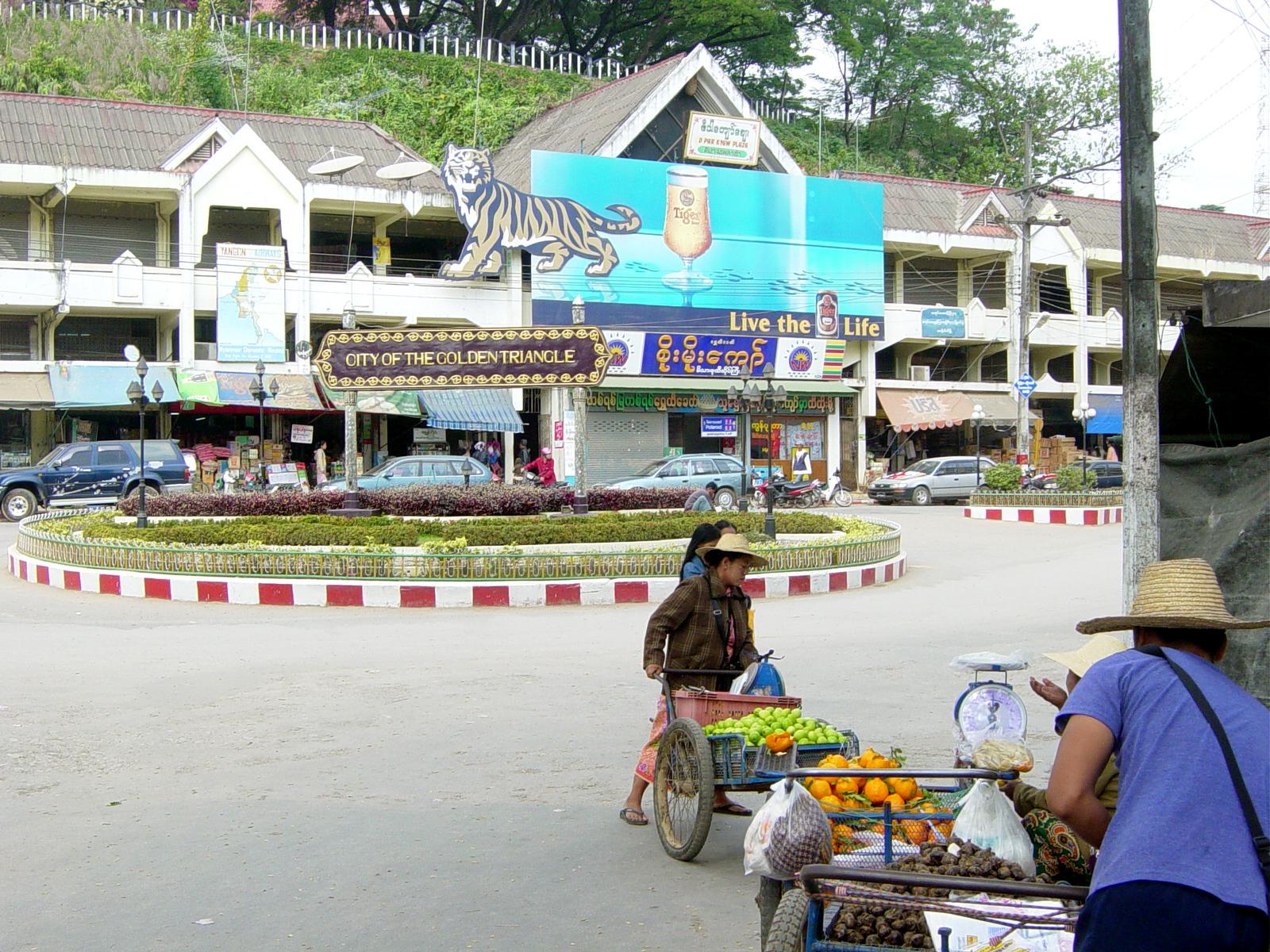 Tachileik Myanmar Pictures Citiestips Com