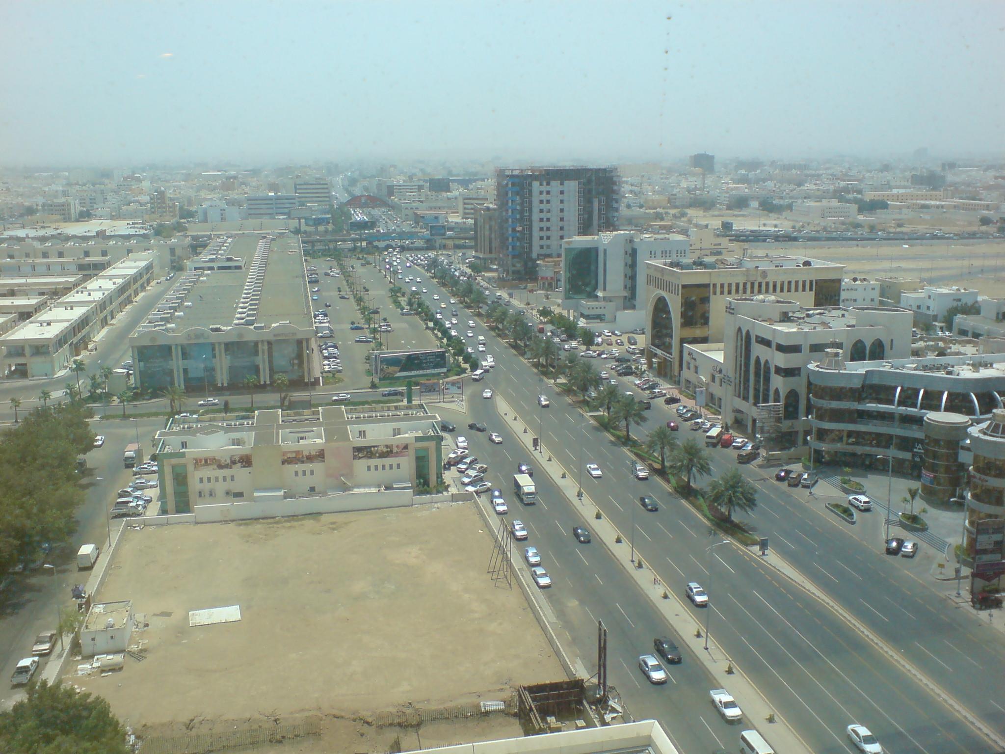 file tahlia street jeddah saudi arabia jpg