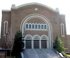 Image illustrative de l'article Synagogue Beth-El (Birmingham, Alabama)