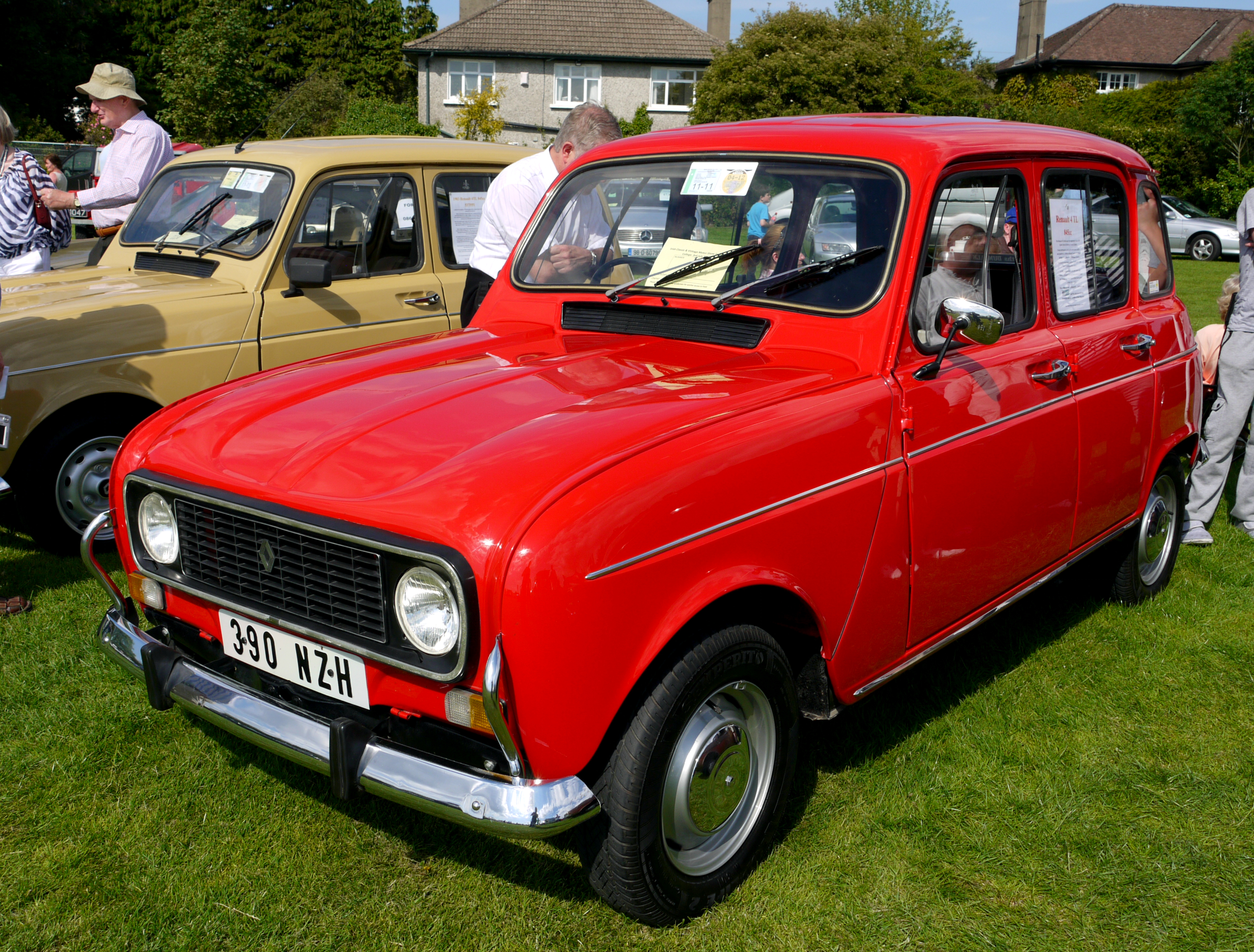 Pestillo de guía de Derecho o//s para VW Beetle puerta 1965-1966
