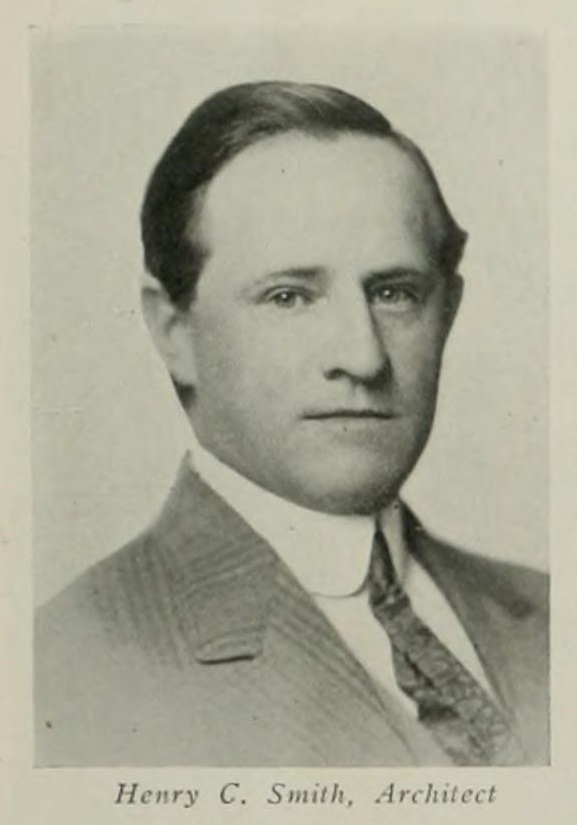 Henry Clay Smith as depicted in ''The Architect and engineer of California and the Pacific Coast (1916)''