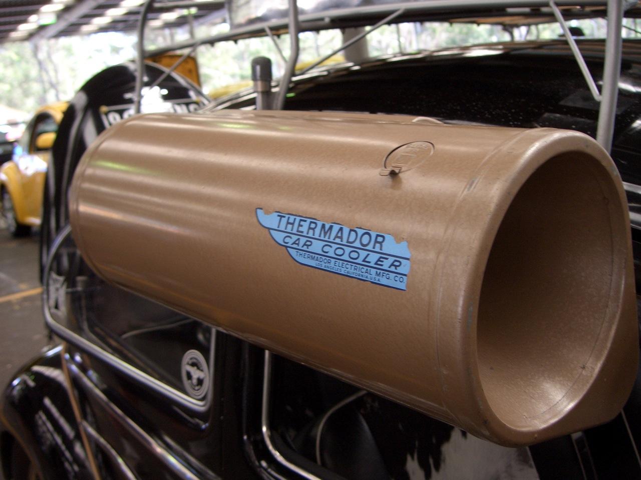 Vintage Thermador Car Cooler For Sale