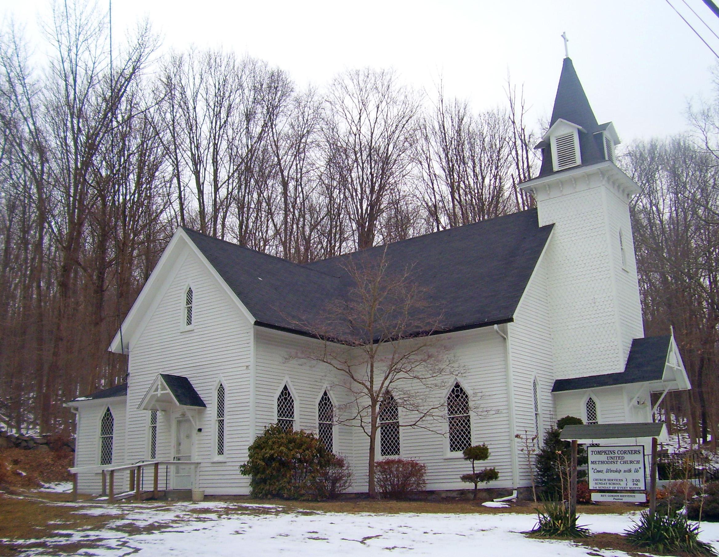 United Methodist Church Food Bank