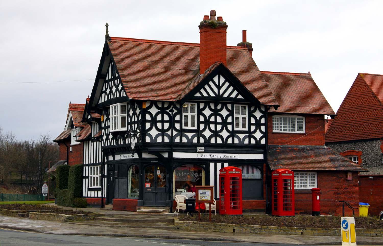Tudor Rose Tea Rooms Port Sunlight