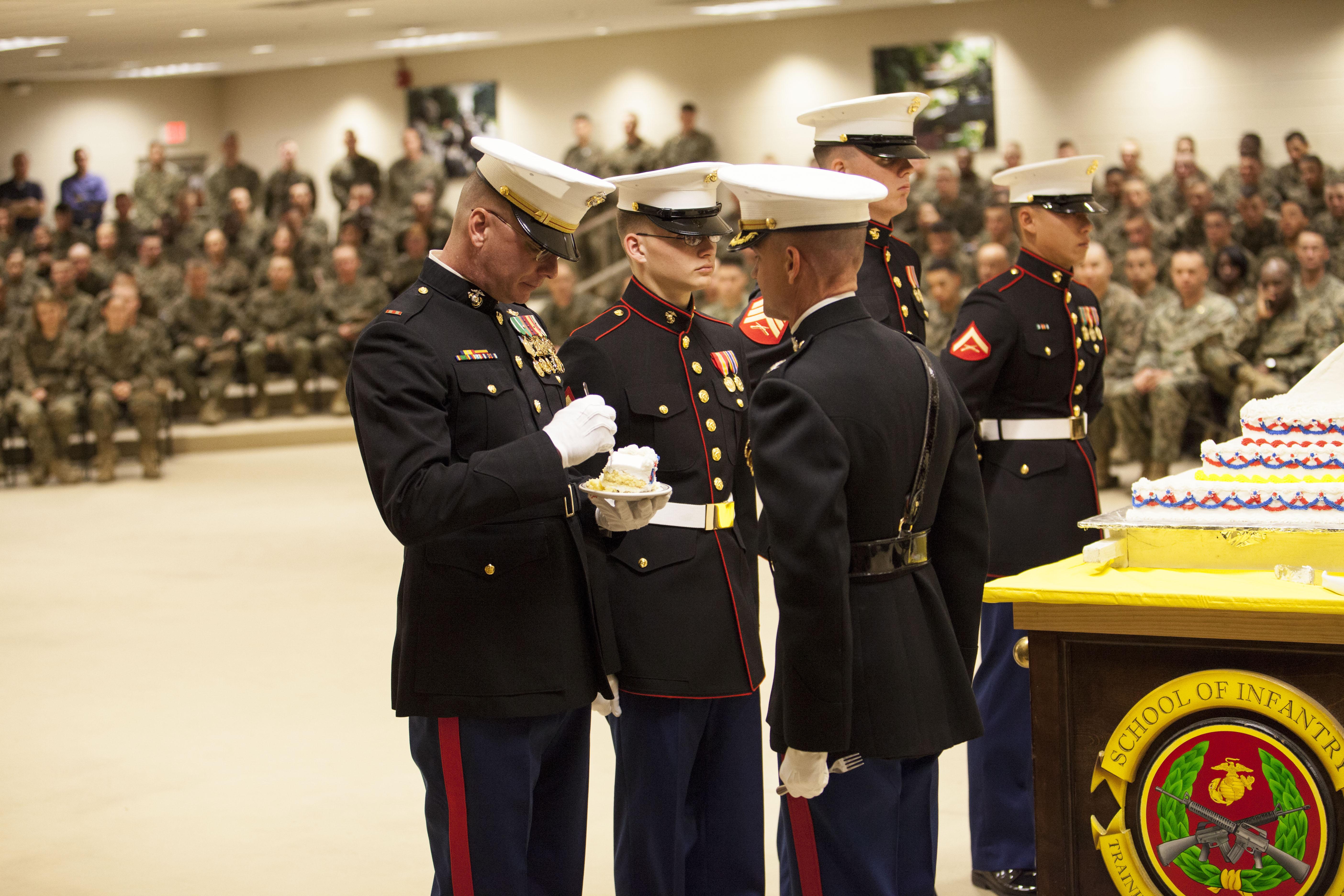 marine corp infantry