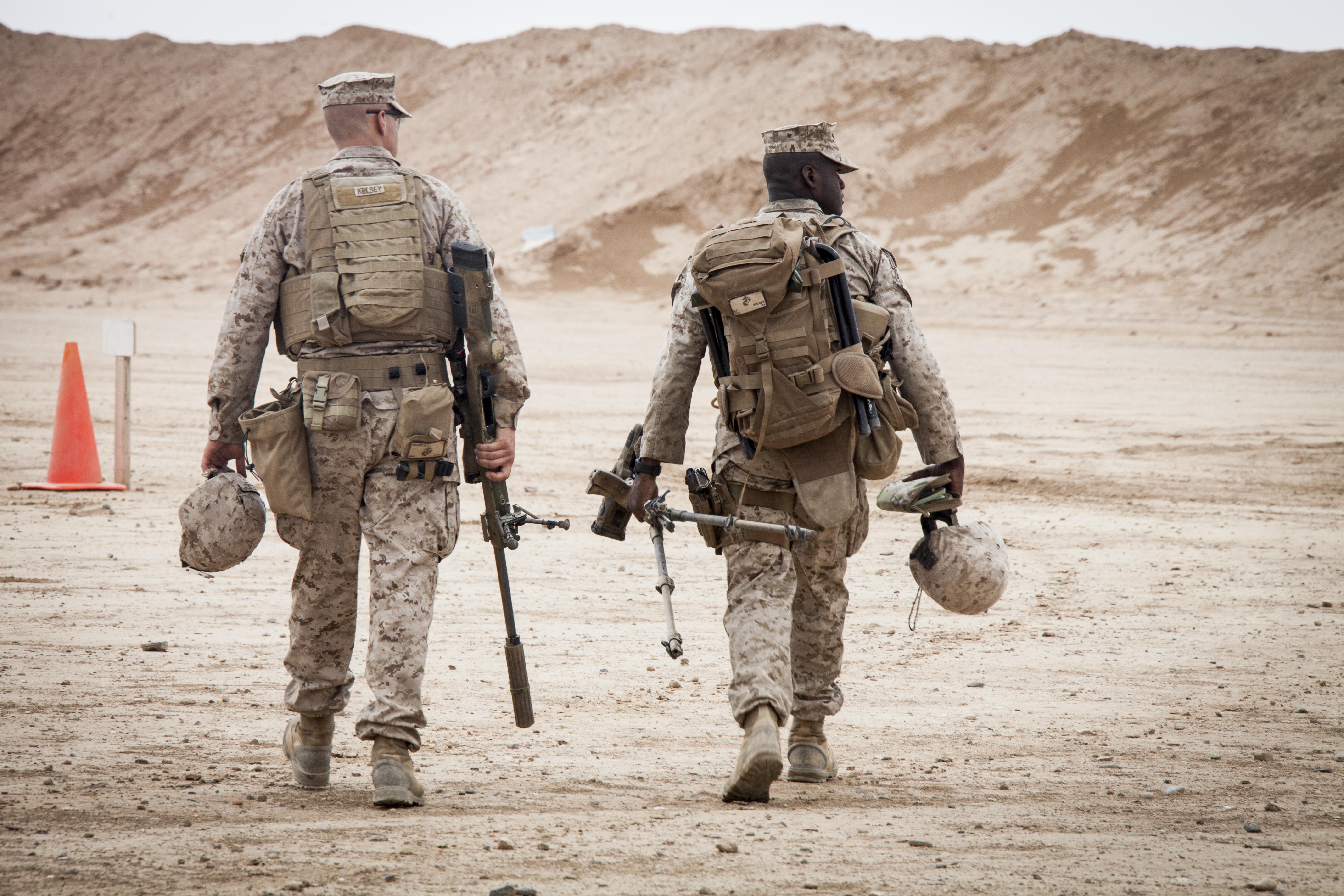 Similiar USMC Scout Sniper Keywords